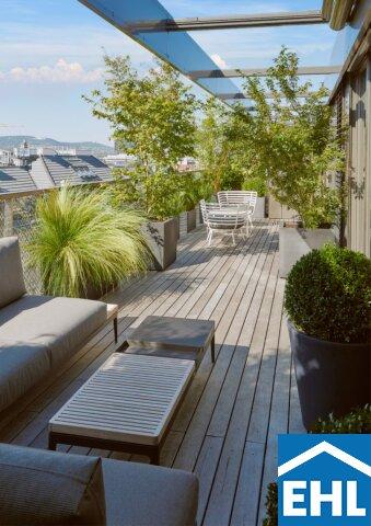 Das Hamerling - Luxus Dachgeschosswohnung in bester Lage!