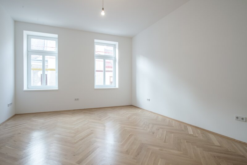 ++NEU** Hochwertiger 4-Zimmer ALTBAU-ERSTBEZUG, toller Stilaltbau, perfekte Raumaufteilung! **Hofruhelage** VIDEOBESICHTIGUNG! /  / 1030Wien / Bild 9