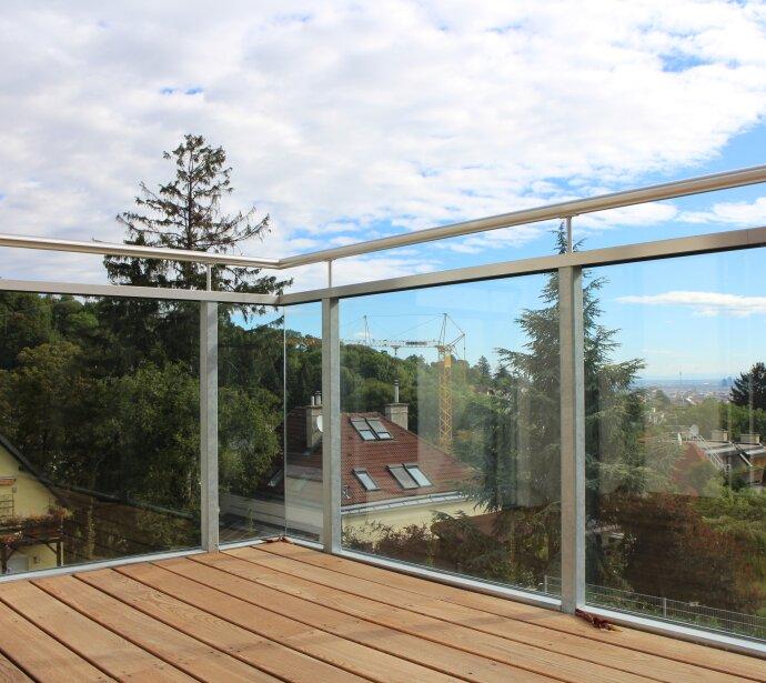 Wunderschöner Terrassen Erstbezug - Nahe Neustift am Walde