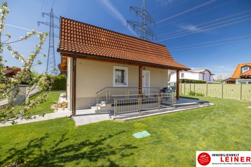 ACHTUNG! KAUFANBOT LIEGT VOR! Einfamilienhaus in Maria Lanzendorf auf Pachtgrund - HIER wird IHR WOHNTRAUM wahr! Objekt_15374 Bild_365