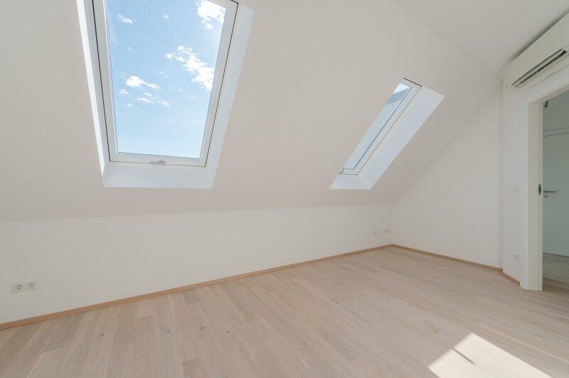 ++PROVISIONSRABATT** Hochwertige 4-Zimmer DG-Maisonette, tolle Aufteilung! 2 Terrassen!! Weitblick ***Videobesichtigung*** /  / 1210Wien / Bild 3