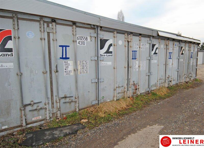Schwechat: günstige Container sofort zu mieten! Objekt_12038