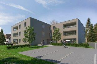 NEUBAU: 3-Zimmer-Wohnung - Schöne Wohngegend, zentrumsnah in Hohenems