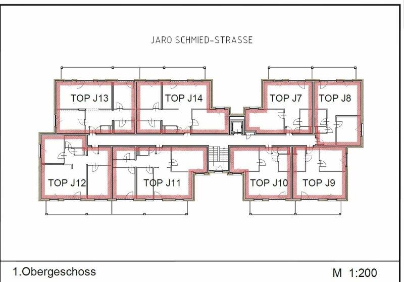 PROVISIONSFREIER ERSTBEZUG direkt vom Bauträger! Moderne 3-Zimmer-Wohnung in Korneuburger-Top-Lage inkl. KFZ-Stellplatz /  / 2100Korneuburg / Bild 14