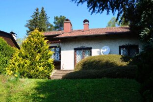 ERFOLGREICH VERMITTELT! Villa mit Charme in Steinriegl, schöne Fernsicht, unweit von Wien!