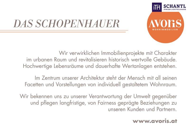 """""""Das Schopenhauer"""" - Ihre Wohnungssuche endet HIER! Wunderschönes und voll saniertes Altbauhaus + Hofseitiger Balkon + Ruhelage + Hochwertige Sanierung! /  / 1180Wien / Bild 6"""