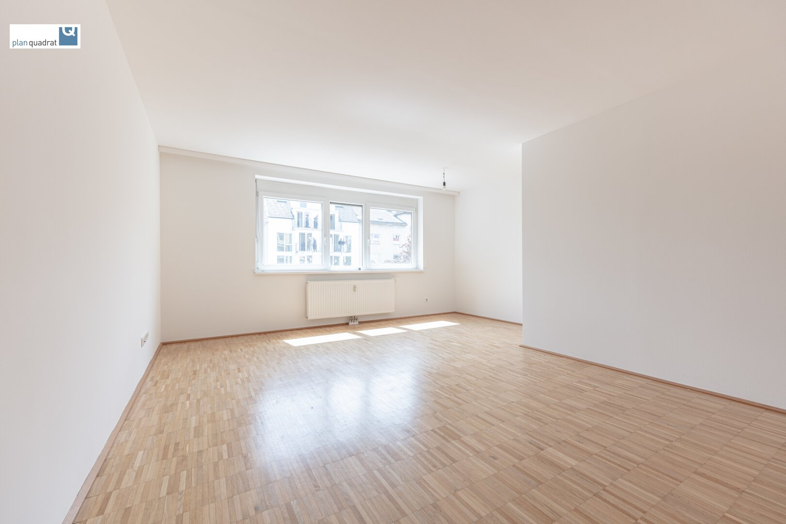Wohn- / Esszimmer (ca. 26,60 m²)