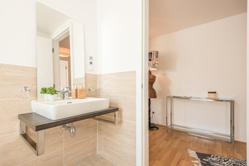 ++NEU++ Hochwertiger 3-Zimmer Erstbezug, DG-Maisonette, tolle Aufteilung! toller Ausblick!! ++VIDEOBESICHTIGUNG++ /  / 1200Wien / Bild 8