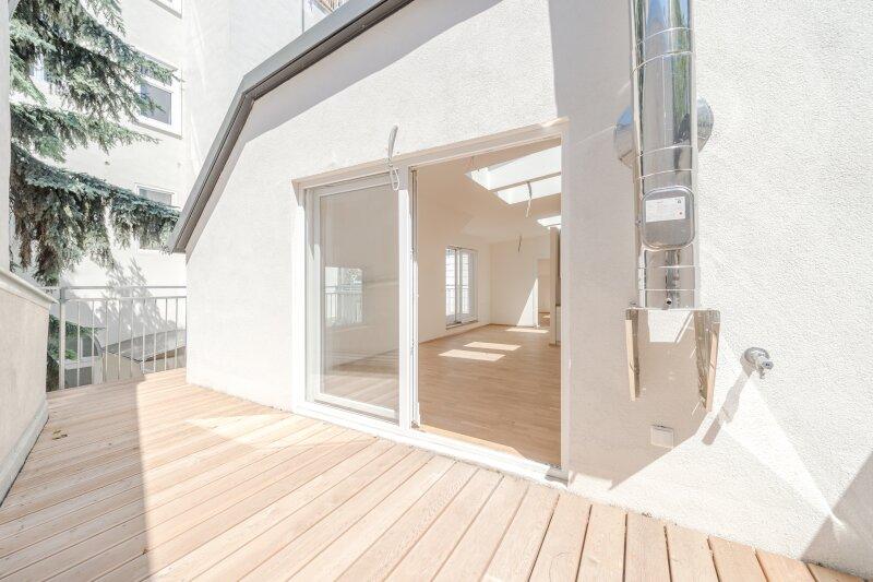 ++NEU** Exklusives HOFHAUS mit großzügigen Freiflächen (70m²), ERSTBEZUG! + Garage /  / 1160Wien / Bild 5