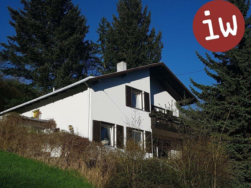 Einfamilienhaus in herrlicher Grünruhelage Objekt_518