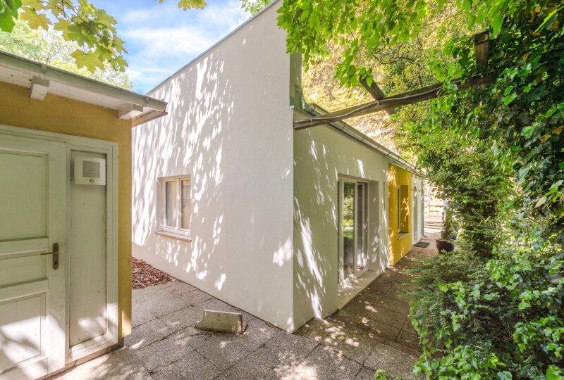 ++Rarität++ ERSTBEZUG Hofhaus, voll möbliert, mit Garten und Lager! /  / 1020Wien / Bild 4