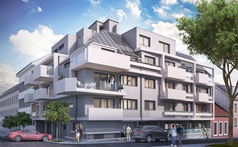 Thimiggasse 40 - Moderne Apartments in ruhiger Grünlage in Wien Gersthof /  / 1180Wien / Bild 0