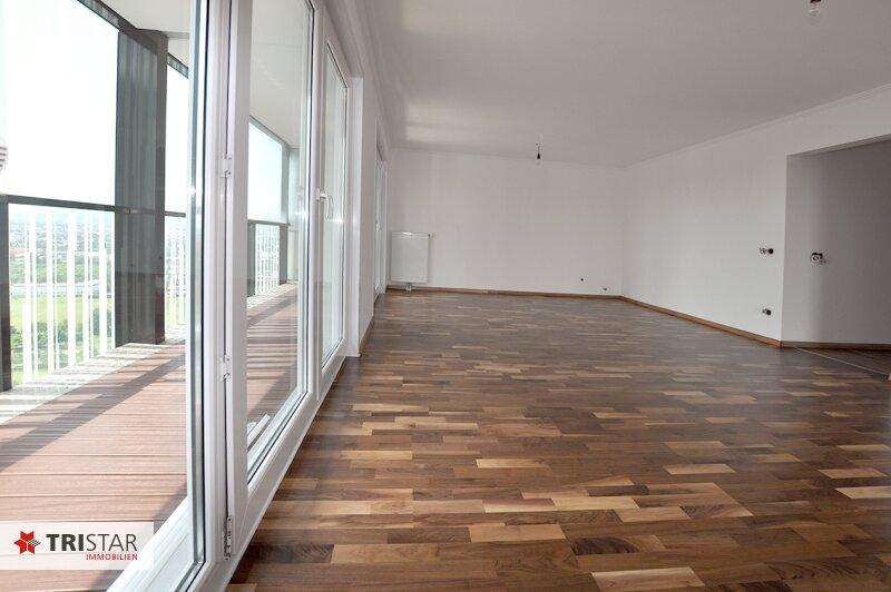 NEU+++Atemberaubende Blick auf Wien++Wienerberg City++ 3 bzw. 4-Zimmerwohnung mit Südseitige Loggia++Fitness & Wellnessbereich direkt im Haus++ /  / 1100Wien / Bild 2