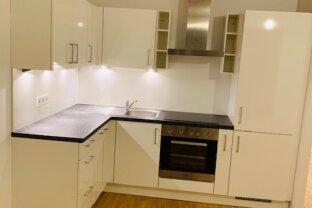 Vollsanierte 1 - Zimmer Wohnung  - neue Küche - Bezugsfertig ab Mai 2021!