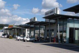 Exzellente Geschäftsfläche im Kaufpark Walding