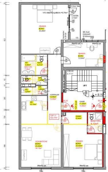 ++Neu++ Kernsanierter 4-Zimmer ERSTBEZUG, Loggia, in sehr guter Lage des 2. Bezirks! /  / 1020Wien / Bild 10