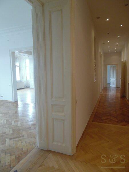 Komfortable, schöne 5 Zimmer Wohnung im Stilaltbauhas, 1090, Rossauer Lände /  / 1090Wien / Bild 7