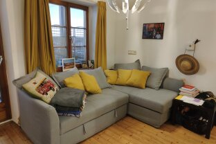 3-Zimmerwohnung im Zentrum von Linz zu vermieten