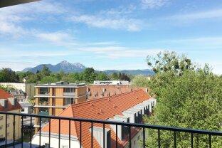 Provisionsfrei für den Mieter - 4-Zimmer-Dachgeschosswohnung mit großer Sonnenterrasse - Erstbezug