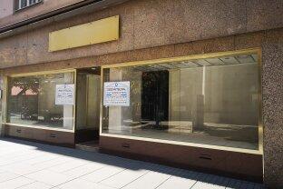 Vielseitiges Geschäftslokal in der Fußgängerzone - auf Anfrage erweiterbar!