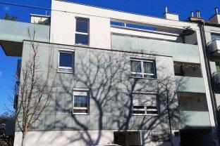 moderne Dachgeschoßwohnung mit Terrasse im 23. Bezirk
