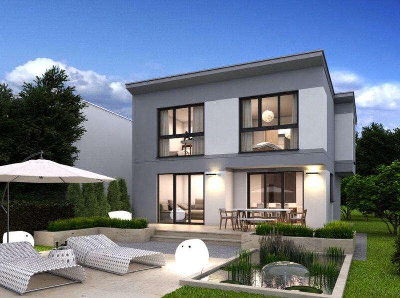 Provision sparen! Charmantes Einfamilienhaus in netter Nachbarschaft be U1