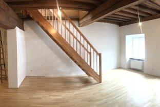WOHNEN IN DER ALTSTADT HALLEIN 2-Zimmer-Maisonette-Wohnung - ERSTBEZUG