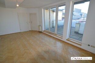 Sonnige 3-Zimmer-Dachterrassen-Wohnung | Nähe Sonnwendviertel | provisionsfrei