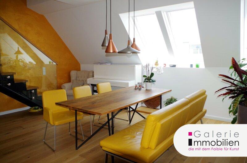 Top-Qualität: DG-Wohnung mit 2 Terrassen und Grünblick - Panoramablick Objekt_29472
