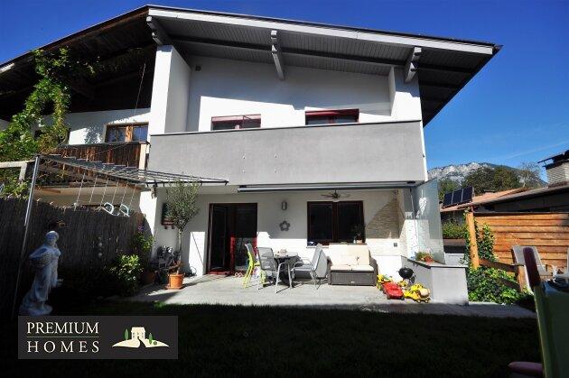 Angerberg_Doppelhaushälfte_Haus-Ansicht_vorne_Richtung Süden