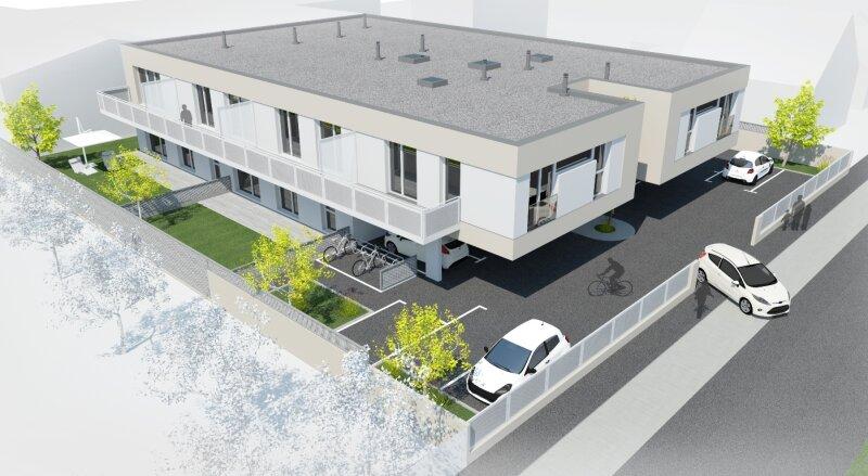 Schöne Eigentumswohnungen im Zentrum von Strasshof - Top 1 /  / 2231Strasshof an der Nordbahn / Bild 1