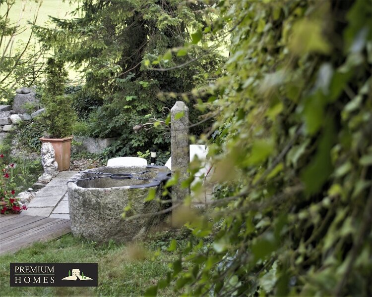 Breitenbach am Inn - Elegantes Landhaus - Gartenblick