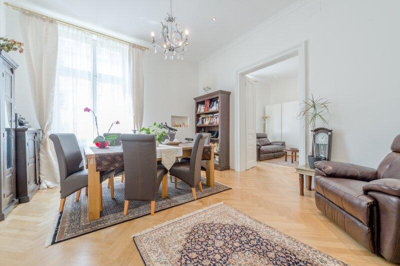 ++NEU++ 4-Zimmer Altbauwohnung, hochwertig saniert, sehr gute, ruhige Lage! /  / 1030Wien / Bild 2