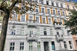 Prestigereiches Wohnen mit Flair beim AUGARTEN! EXQUISITE 3-Zimmer -Klassiche Wiener-Altbau-Wohnung !