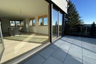 Exklusive Terrassen - Dachgeschosswohnung am Schafberg