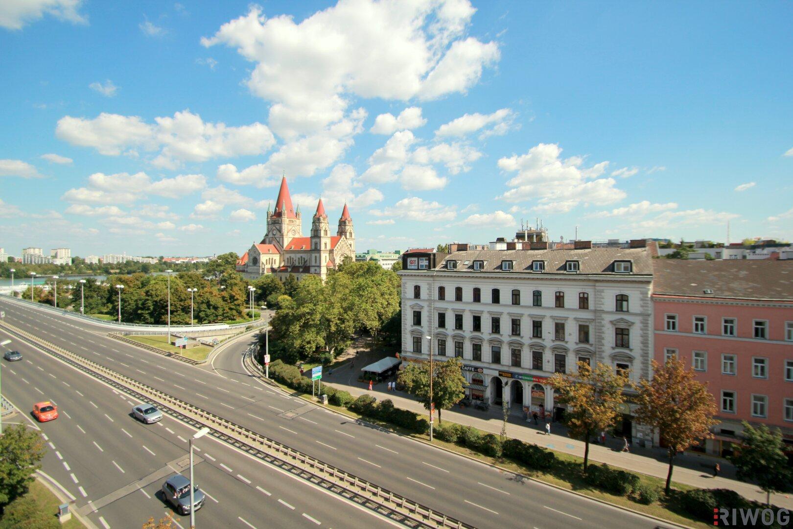 ++ Wohnen bei der Donauinsel ++ ERSTBEZUG-Wohnungen mit unverbaubaren Weitblick und Freiflächen ++ (Projektansicht)