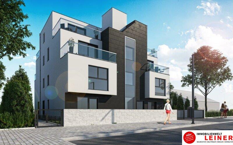 1 Zimmer Wohnung + Eigengarten + Balkon -  Oberlaa, Wohnerlebnis der Extraklasse – Schlüsselfertig – Provisionsfrei! Objekt_8781 Bild_460