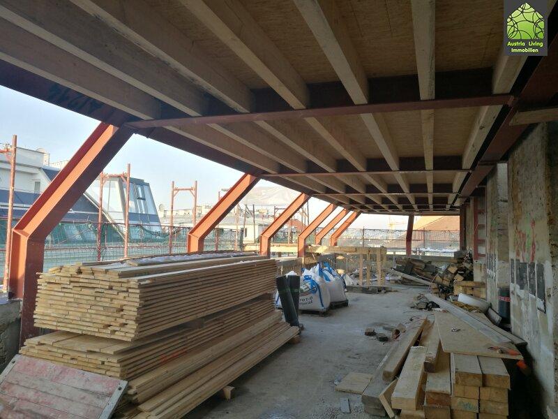 5 Dachgeschoßwohungen Erstbezug Altbau--Terrasse/Loggia /  / 1050Wien / Bild 2