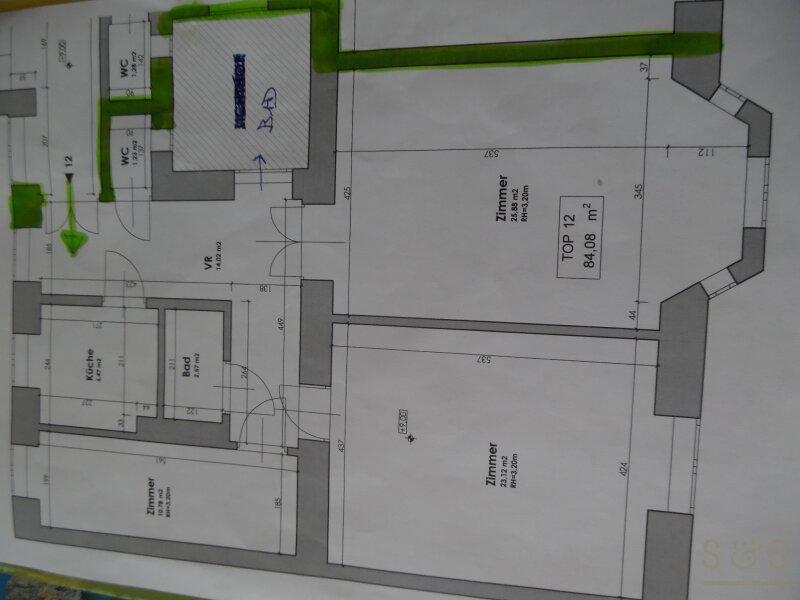 Sonnige, komfortable Altbauwohnung - Neu saniert , 4 Bezirk /  / 1040Wien / Bild 2
