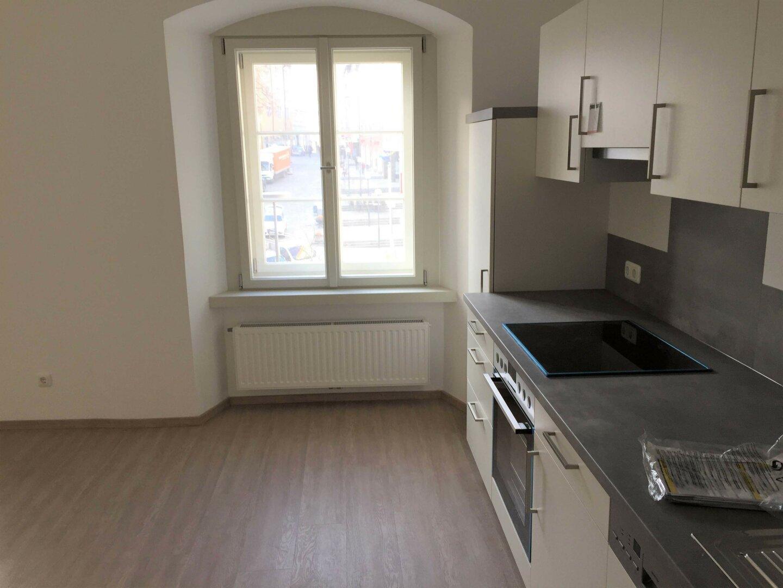Mietwohnung Kufstein, Küche/Wohnraum