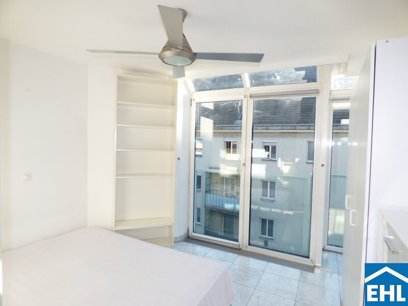 Sehr helle 3 Zimmer Wohnung mit Balkon in direkter Nähe zum Modenapark I Embassy Park: Light-flooded 3-room-apartment with balcony and immediate vicinity of the Modenapark /  / 1030Wien / Bild 7