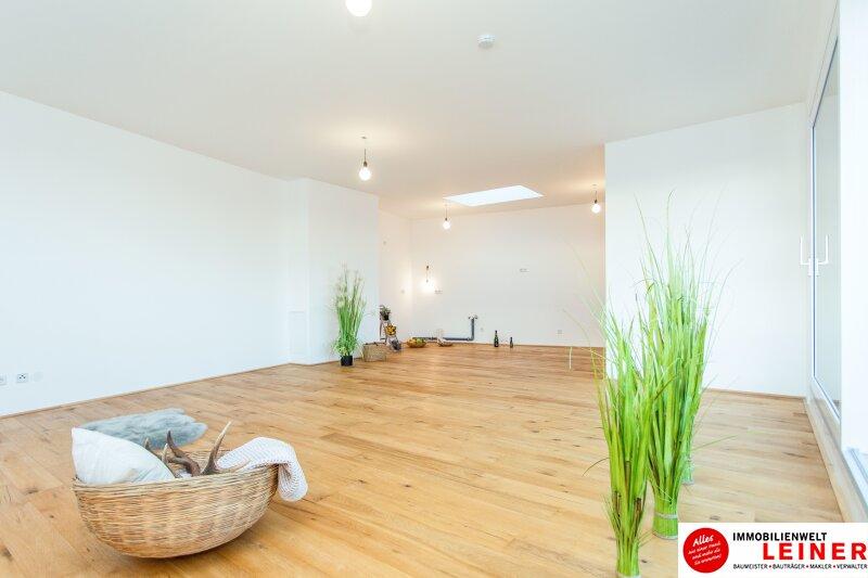 *UNBEFRISTET* *BARRIEREFREI* Schwechat - 3 Zimmer Mietwohnung mit 75 m² großem Garten und 21 m² großerTerrasse Objekt_8830