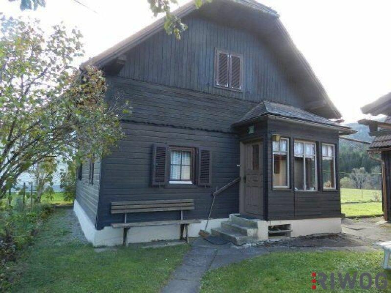 ##Nettes Ferienhaus - teilsaniert - im Naturpark Gurktal##