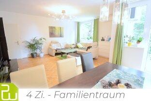 Familienwohnung in ruhiger Lage ! Gute Infrastruktur & Stadtnähe - Wetzelsdorf !