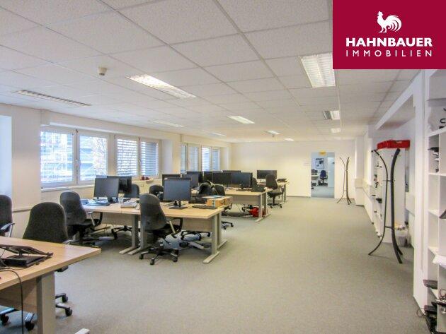 Modernes Büro - 753 m2 in 1150 Wien