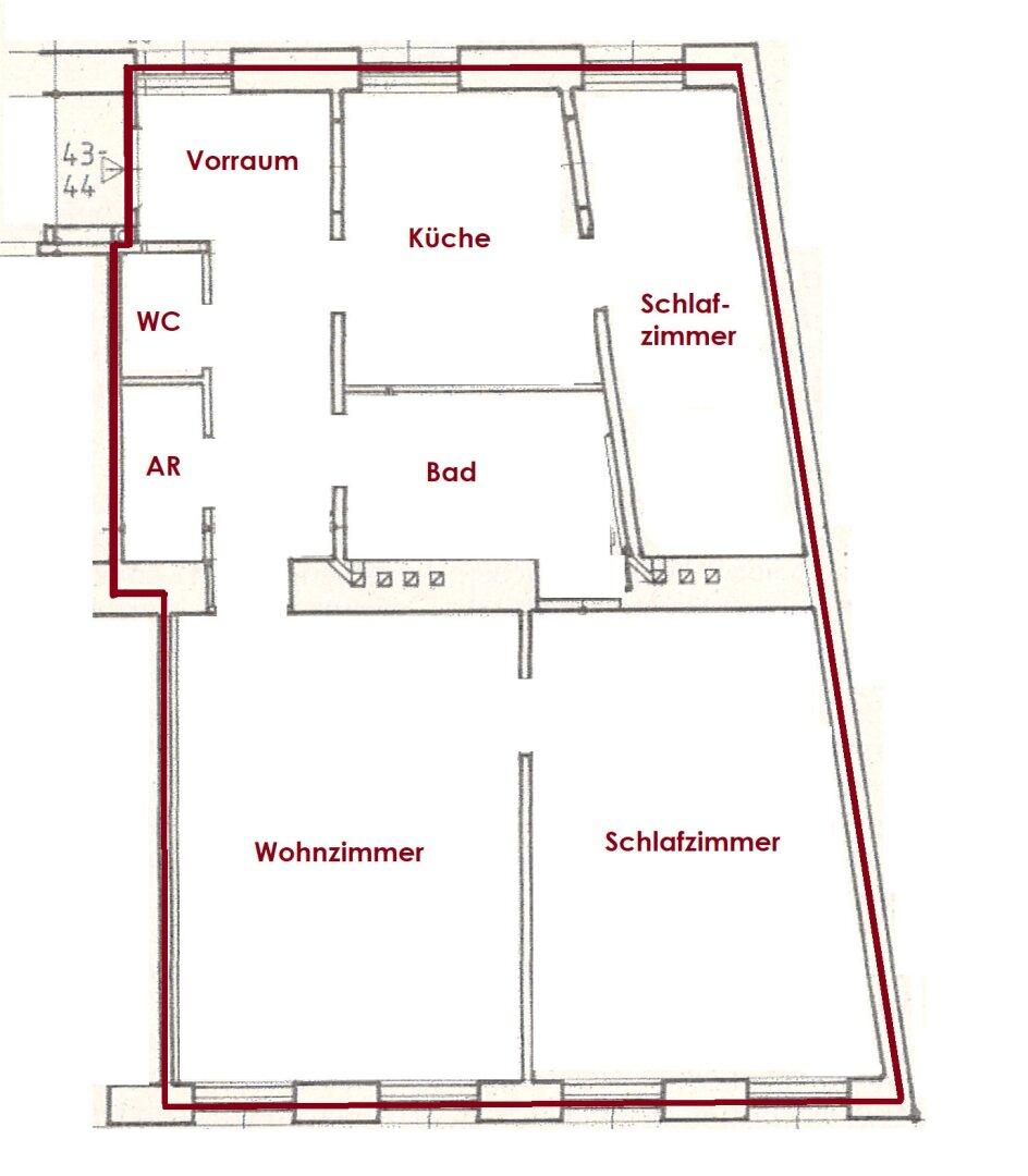 Plan Top43-44