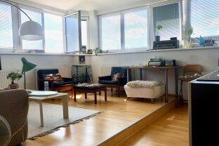 2-stöckige Dachgeschoss Wohnung mit Wienblick und grossflächiger Terrasse