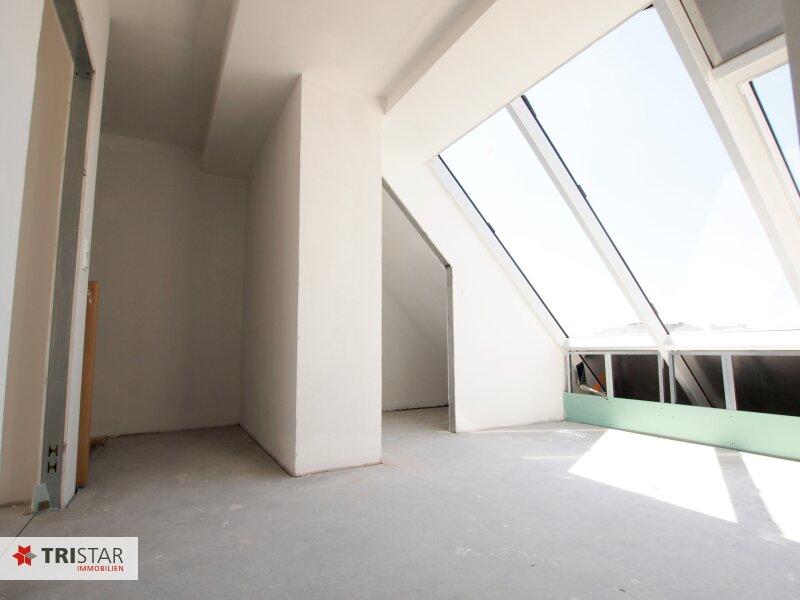 Hochwertig errichtete 3 Zimmer DG-Maisonette mit Wohnküche, Abstellraum, Wintergarten und Terrasse mit fantastischem Wienblick! /  / 1100Wien / Bild 8