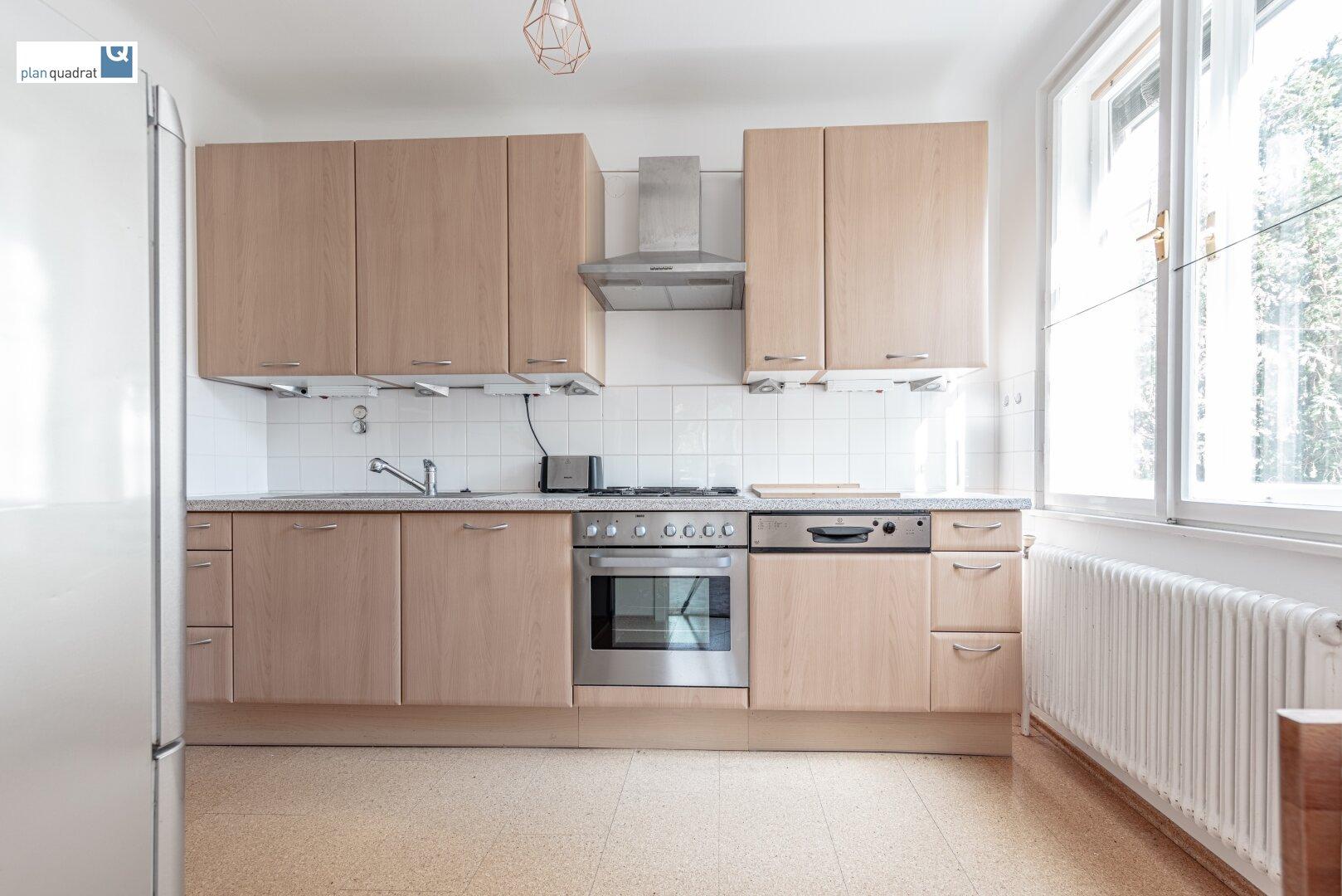 Küche (ca. 7,60 m²)