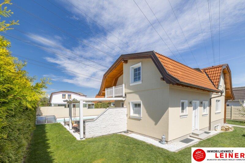 ACHTUNG! KAUFANBOT LIEGT VOR! Einfamilienhaus in Maria Lanzendorf auf Pachtgrund - HIER wird IHR WOHNTRAUM wahr! Objekt_15374 Bild_370
